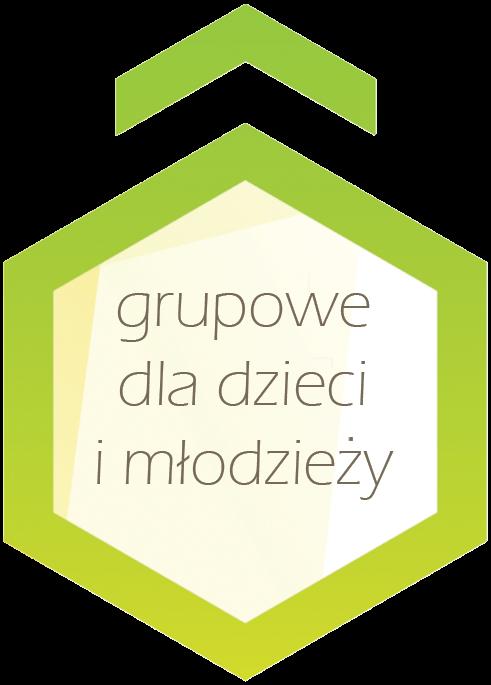 Grupowe dla dzieci i młodzieży